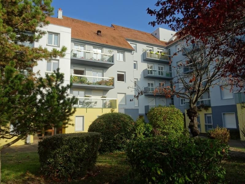 Vente appartement Troyes 113500€ - Photo 4
