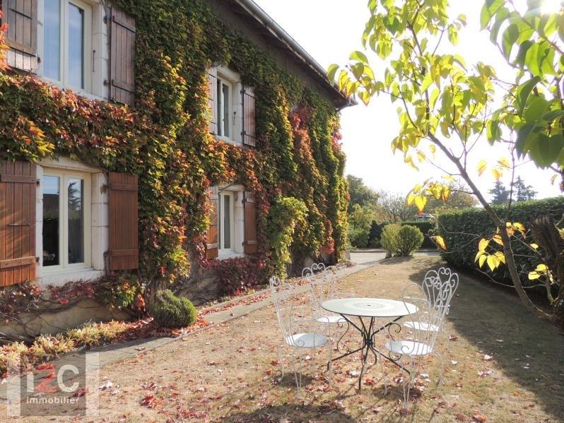 Venta  casa Segny 660000€ - Fotografía 1