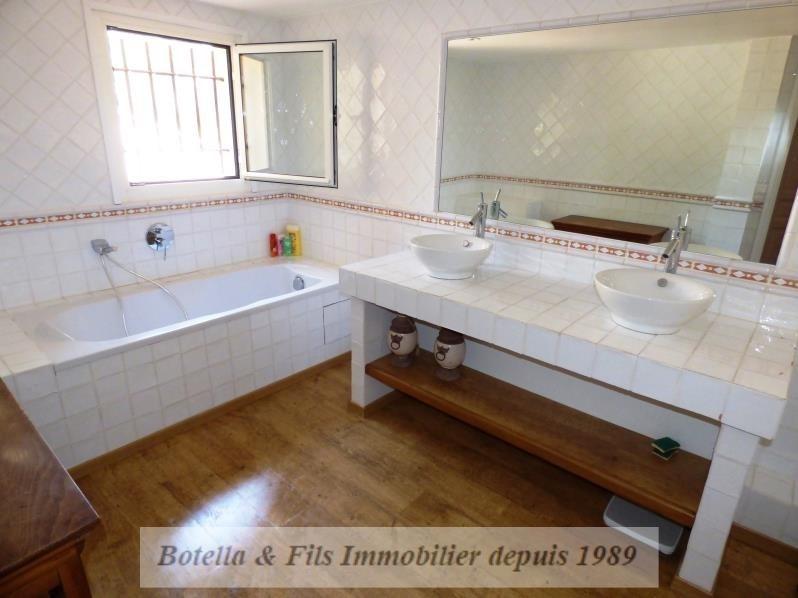 Vente de prestige maison / villa Vers pont du gard 694000€ - Photo 14