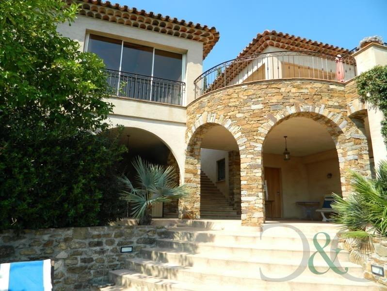 Immobile residenziali di prestigio casa Bormes les mimosas 1850000€ - Fotografia 2