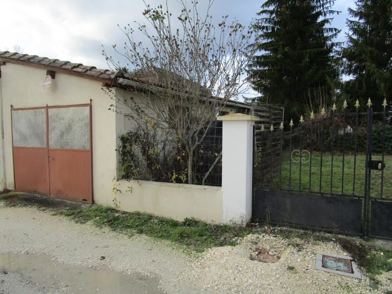 Vente maison / villa Mussidan 65 000€ - Photo 2