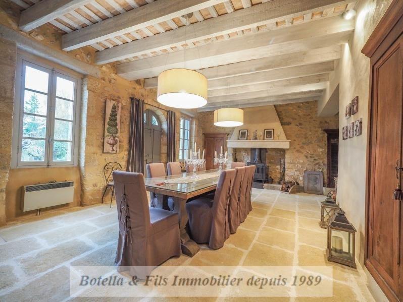 Vente de prestige maison / villa Uzes 1890000€ - Photo 6