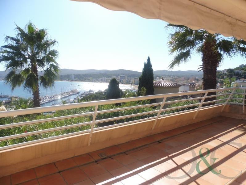 Immobile residenziali di prestigio appartamento Le lavandou 650000€ - Fotografia 2