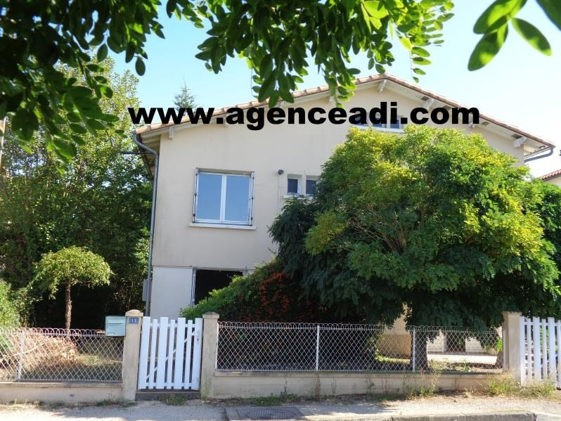 Vente maison / villa Lezay 84 800€ - Photo 1