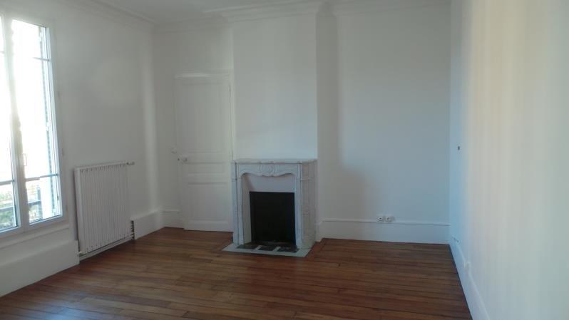Rental apartment Asnieres sur seine 1190€ CC - Picture 2