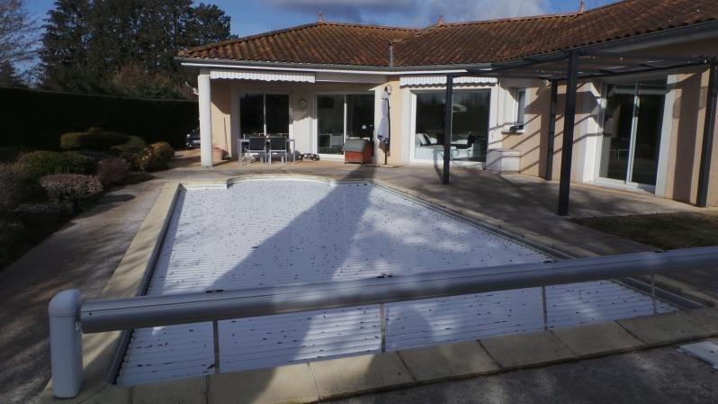 Vente maison / villa Meximieux 430000€ - Photo 2