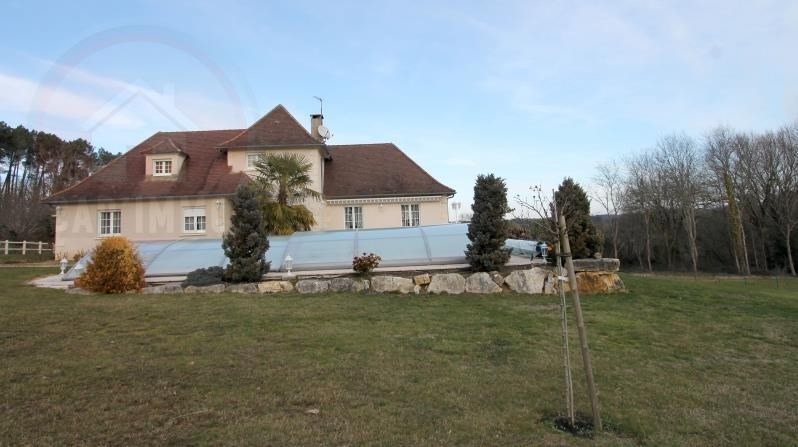Sale house / villa St jean d eyraud 318000€ - Picture 8