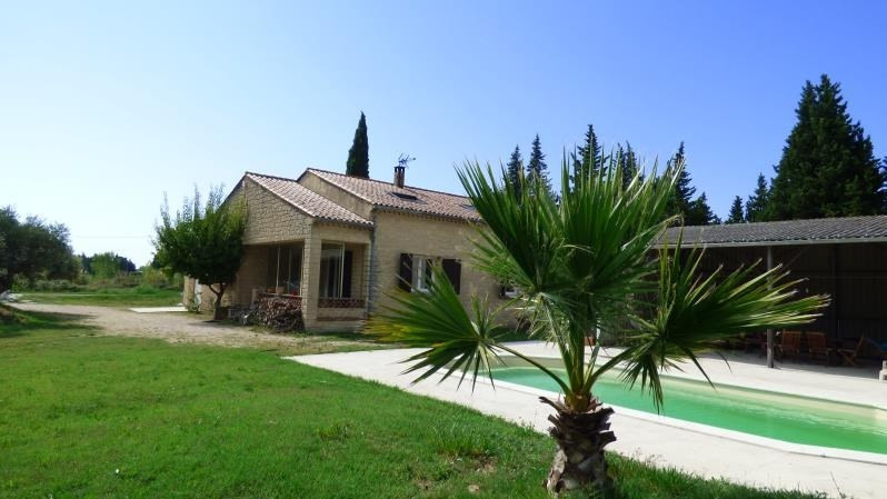 Sale house / villa Monteux 335 000€ - Picture 1