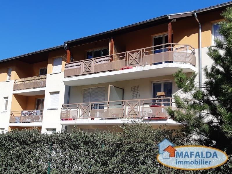Sale apartment Bonneville 165000€ - Picture 1