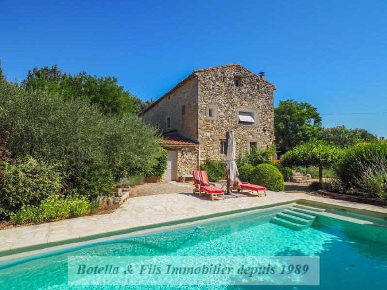 Immobile residenziali di prestigio casa Uzes 595000€ - Fotografia 1