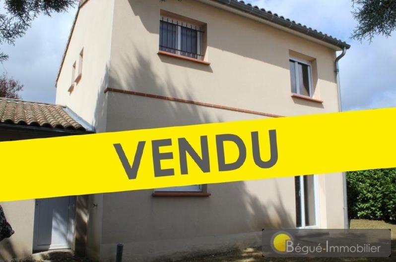 Sale house / villa Pibrac 249110€ - Picture 1