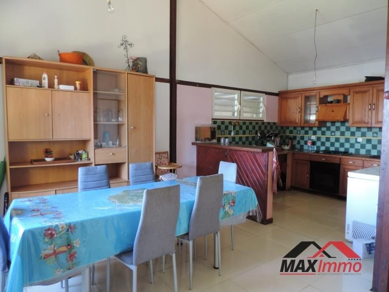 Vente maison / villa St benoit 195 000€ - Photo 2