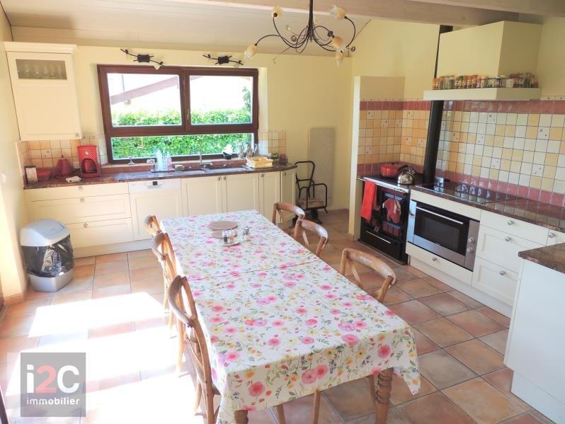 Vente maison / villa Divonne les bains 1090000€ - Photo 4