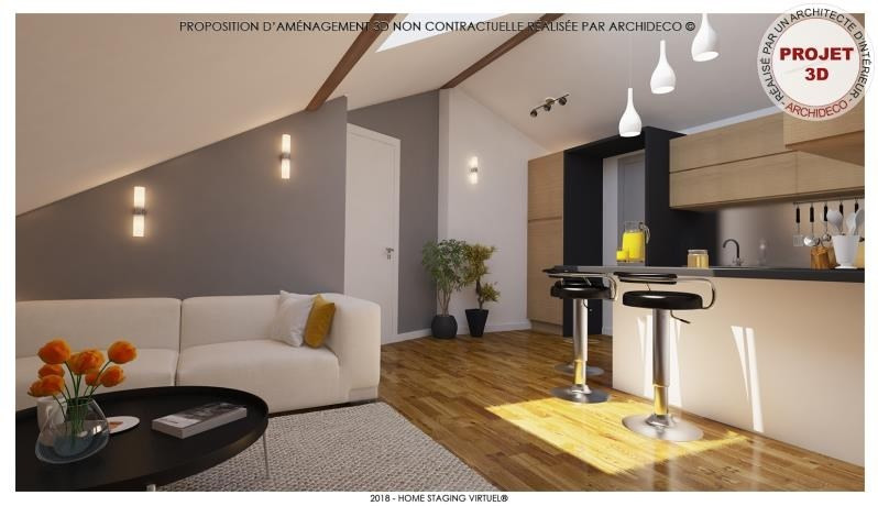 Vente appartement Metz 89 000€ - Photo 1