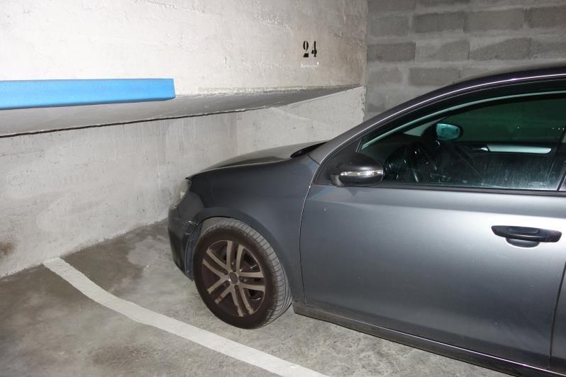 Sale parking spaces Paris 7ème 110000€ - Picture 3