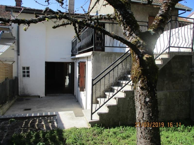 Vente maison / villa Oyonnax 129 000€ - Photo 1