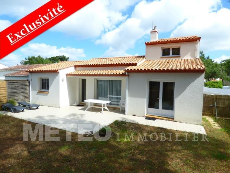 Sale house / villa La tranche sur mer 398000€ - Picture 1
