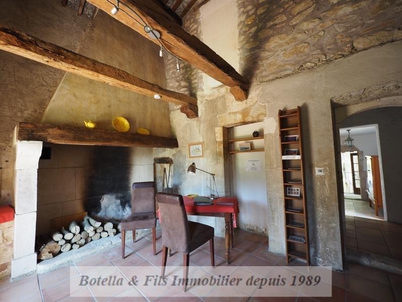 Immobile residenziali di prestigio casa Uzes 810000€ - Fotografia 6