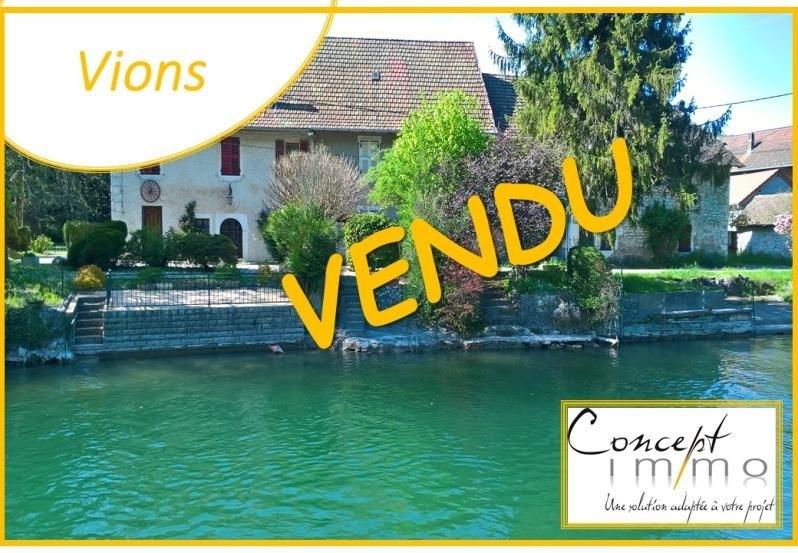 Sale house / villa Chanaz 180000€ - Picture 1