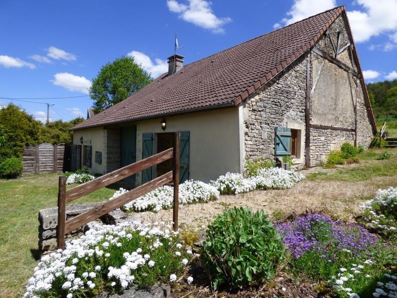 Sale house / villa Pellerey 100000€ - Picture 1