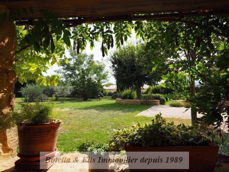 Verkoop van prestige  huis Goudargues 556000€ - Foto 16