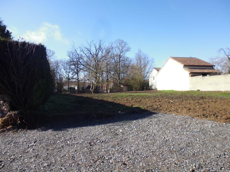 Sale site Mignaloux beauvoir 140000€ - Picture 2