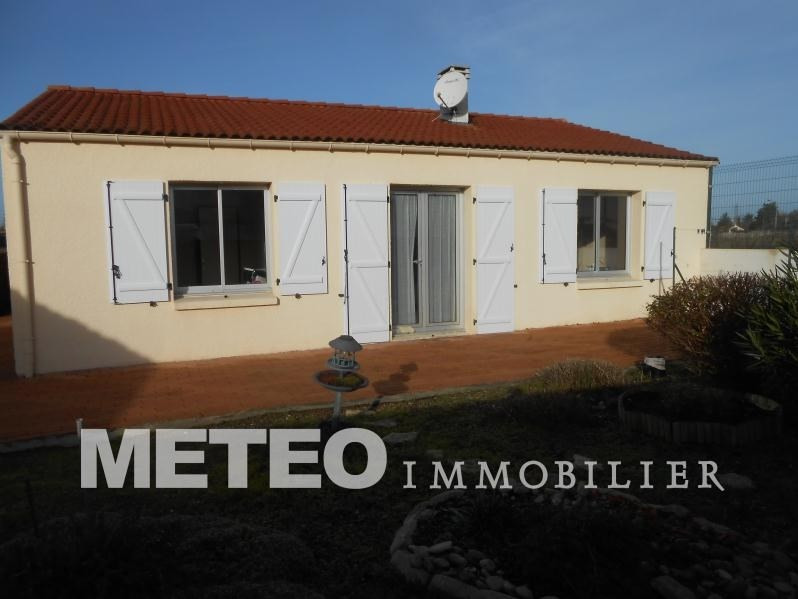 Vente maison / villa Lucon 122 900€ - Photo 1