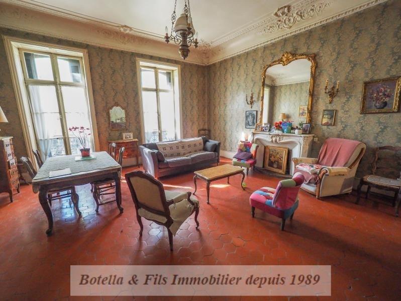 Immobile residenziali di prestigio casa Uzes 1158000€ - Fotografia 1