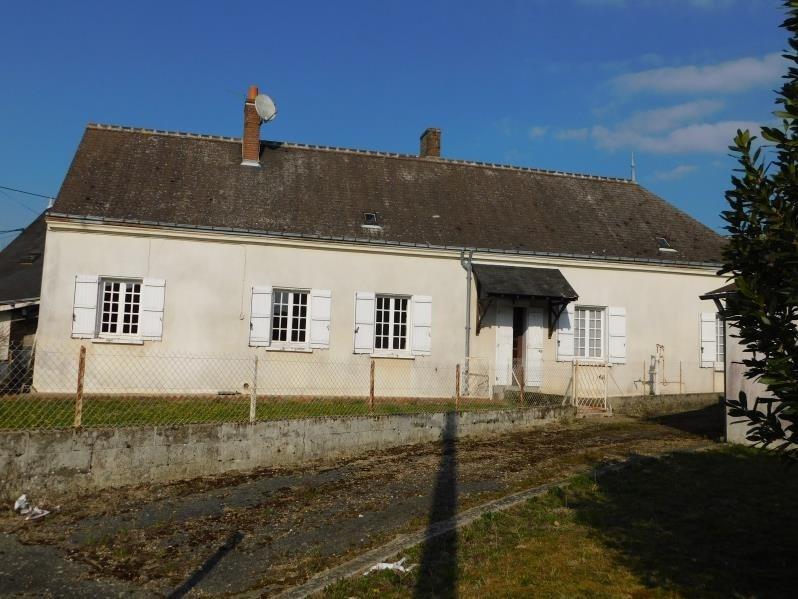 Sale house / villa Montoire sur le loir 67500€ - Picture 1