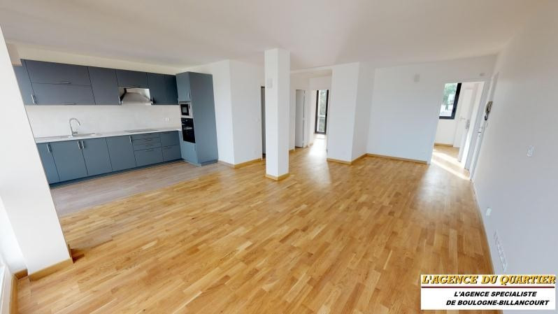 Sale apartment Boulogne billancourt 775 000€ - Picture 2