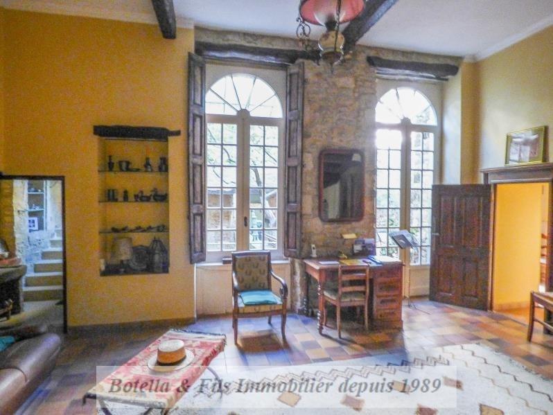 Deluxe sale house / villa Uzes 399000€ - Picture 4