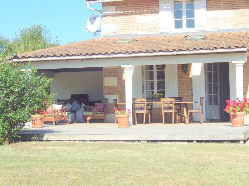 Vente maison / villa St andre de cubzac 509000€ - Photo 2