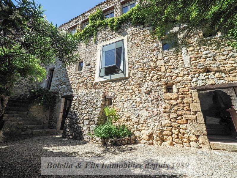 Vente maison / villa Barjac 230000€ - Photo 1