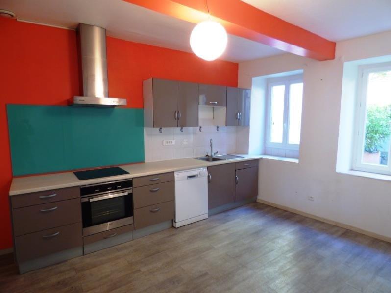 Rental house / villa Mazamet 585€ CC - Picture 1