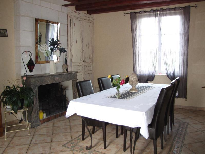 Venta  casa Langeais 336500€ - Fotografía 4