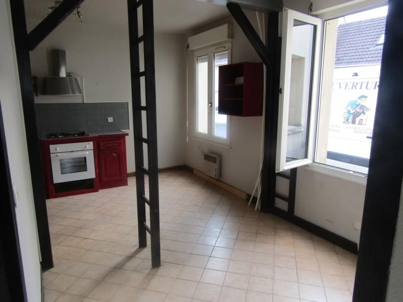 Sale apartment Bornel 81 750€ - Picture 1