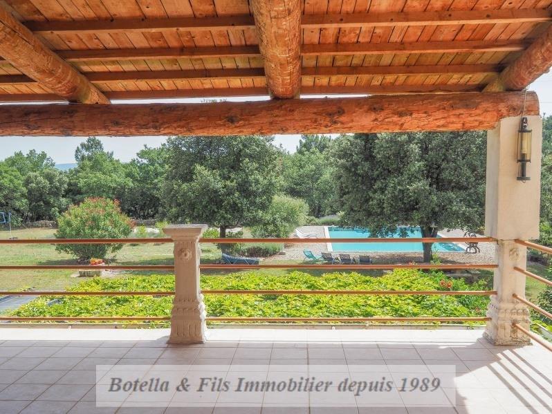 Vente de prestige maison / villa Uzes 845000€ - Photo 6