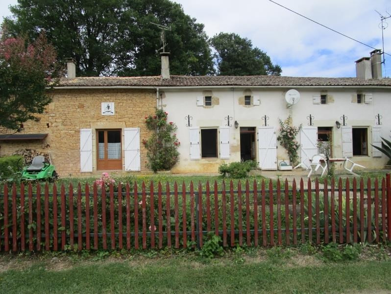 Vente maison / villa Lezay 131 250€ - Photo 2