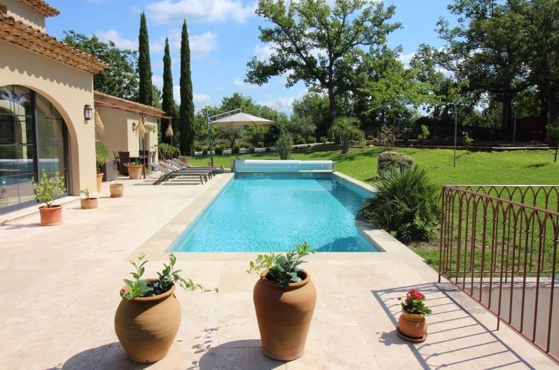 Vente de prestige maison / villa Tourrettes 1290000€ - Photo 5