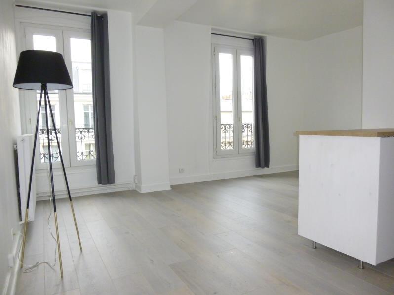 Sale apartment Paris 10ème 270000€ - Picture 1