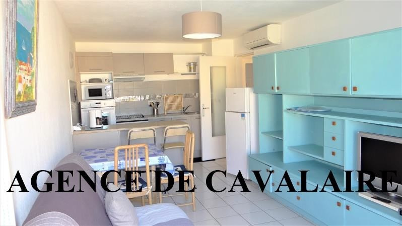 Vente appartement Cavalaire sur mer 205 000€ - Photo 1