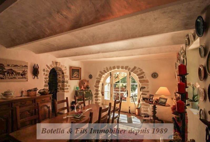 Verkoop  huis Uzes 442500€ - Foto 4