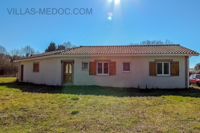 Vente maison / villa Lesparre medoc 222000€ - Photo 3