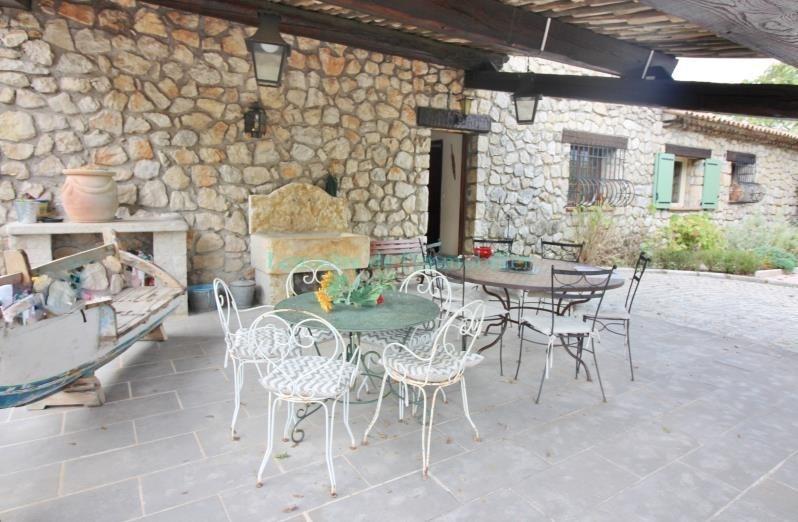 Vente de prestige maison / villa Saint cezaire sur siagne 990000€ - Photo 4