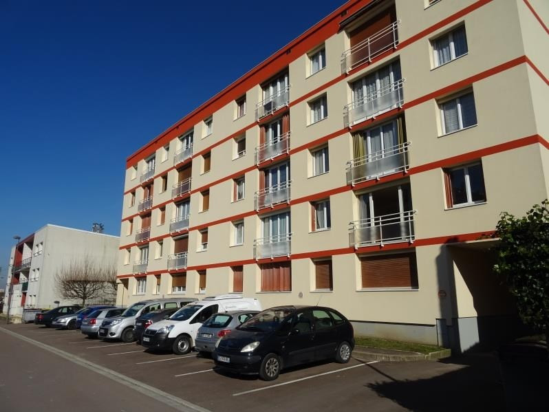 Vente appartement Troyes 72000€ - Photo 5