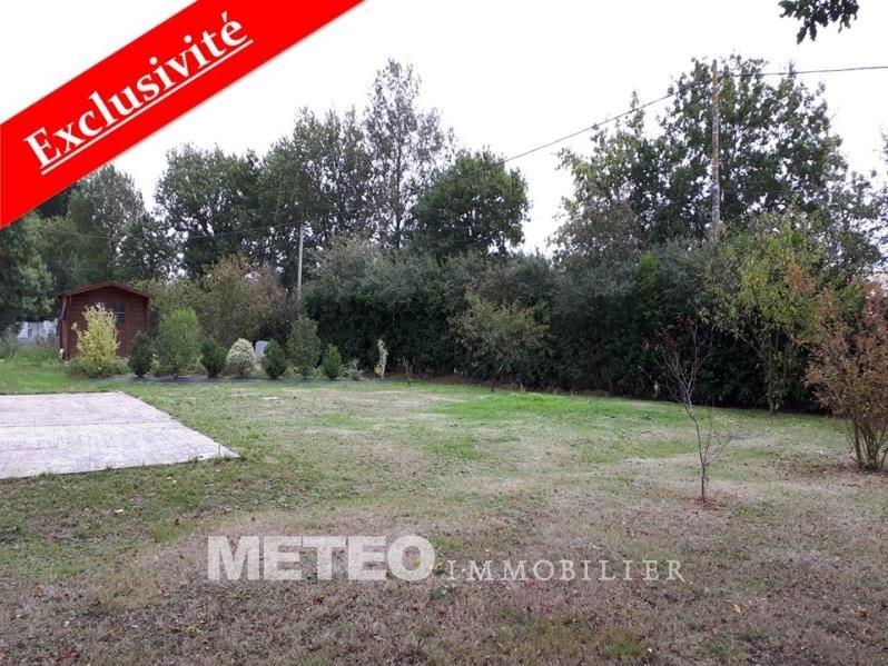Vente terrain Grosbreuil 97950€ - Photo 1