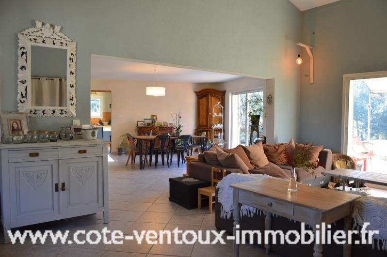 Vente maison / villa Mazan 493500€ - Photo 3