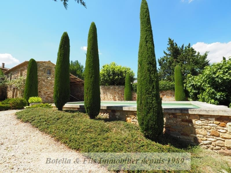 Verkoop van prestige  huis Uzes 1260000€ - Foto 14