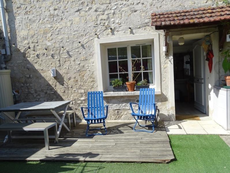 Sale house / villa Parmain 257000€ - Picture 1