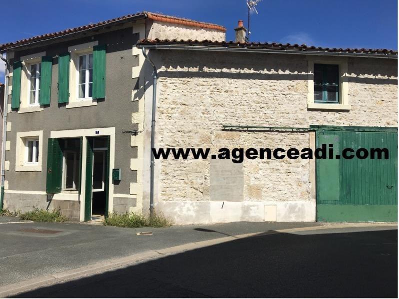 Location maison / villa La mothe st heray 460€ CC - Photo 1